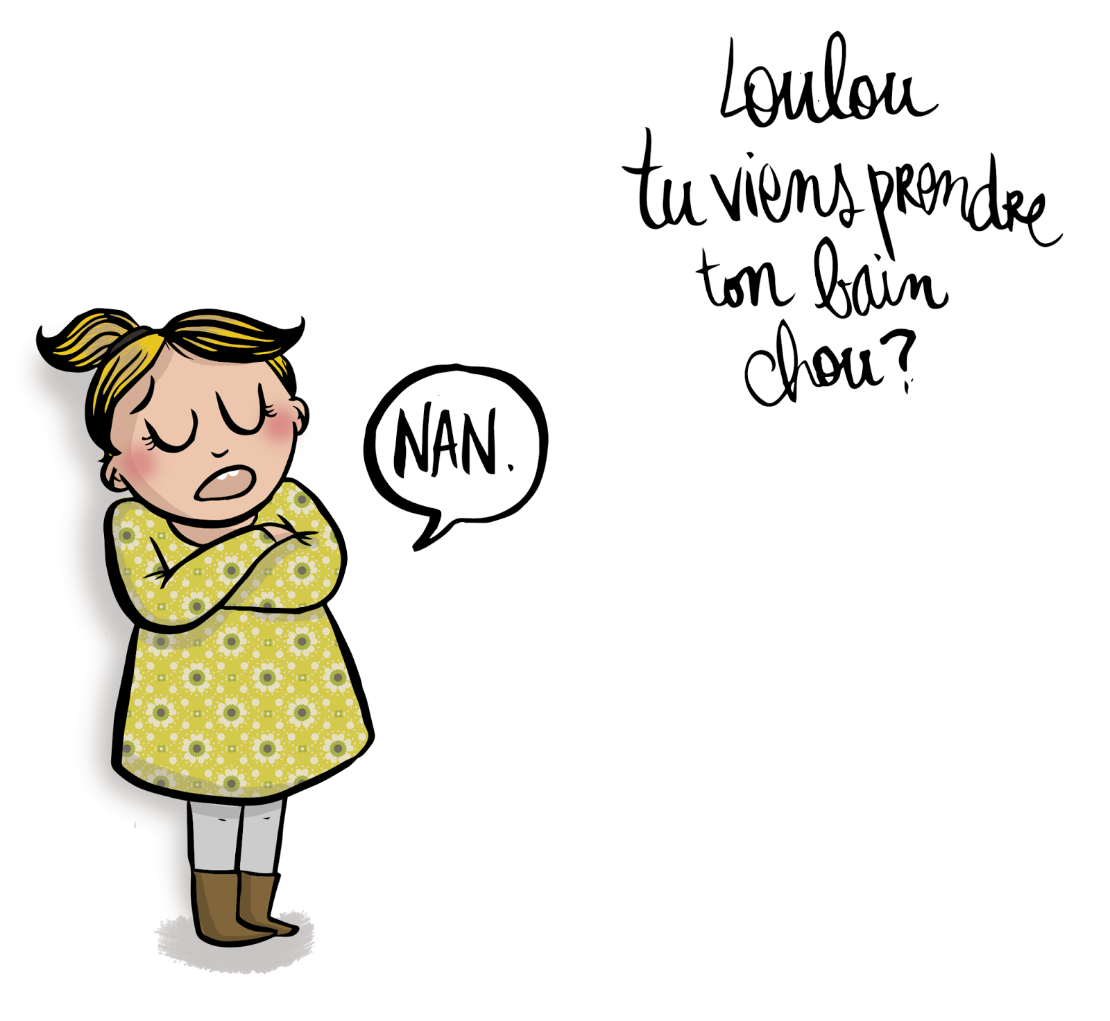 Blog review #23 : maman et stress