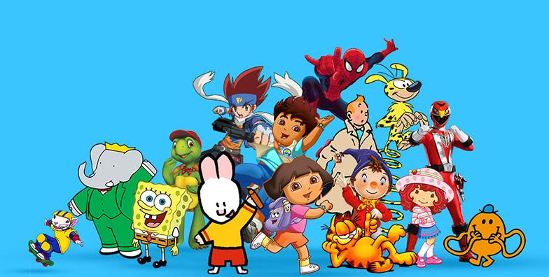 L'appli Canal Play Kids