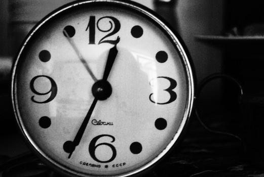 L'oeil sur l'horloge #badmother