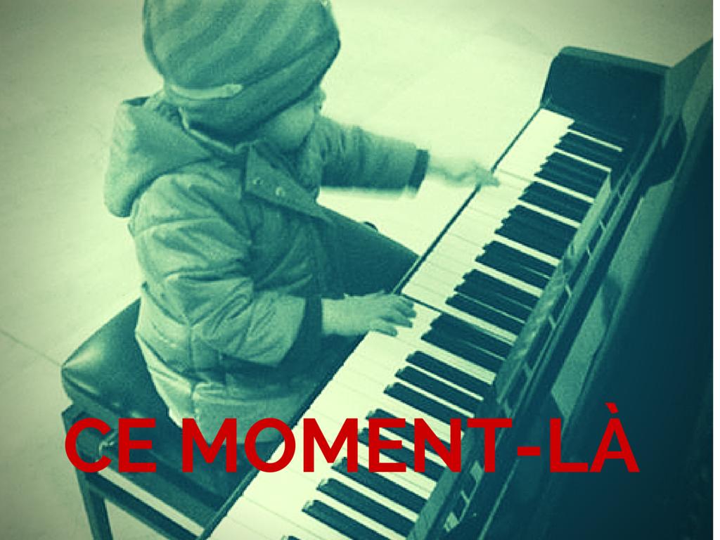 Ce moment-là, au piano