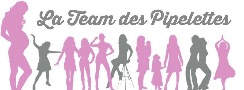 La #TeamPipelettes fête l'été !