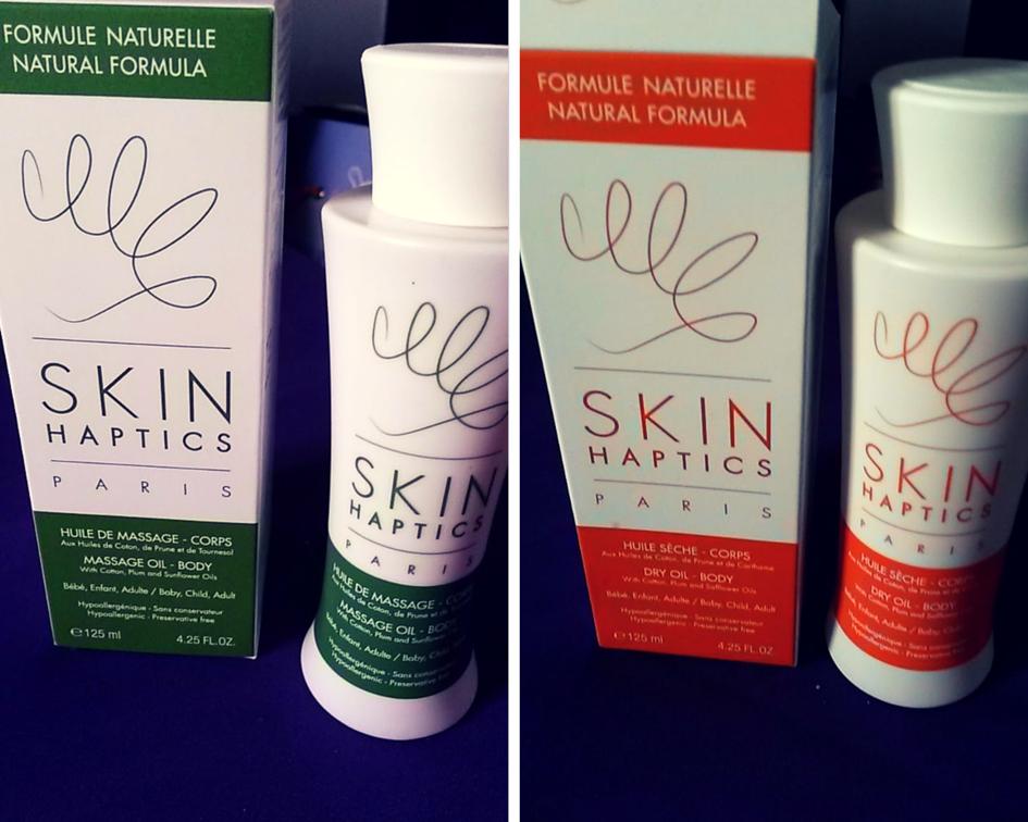 Skin Haptics