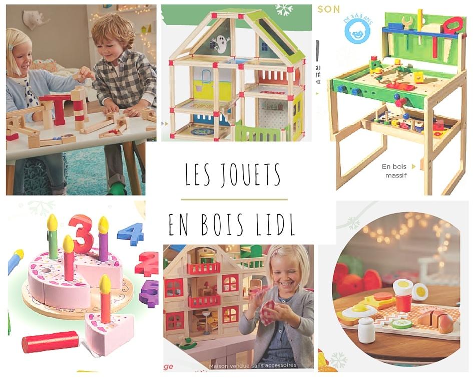 Lidl & les jouets en bois [Concours terminé]
