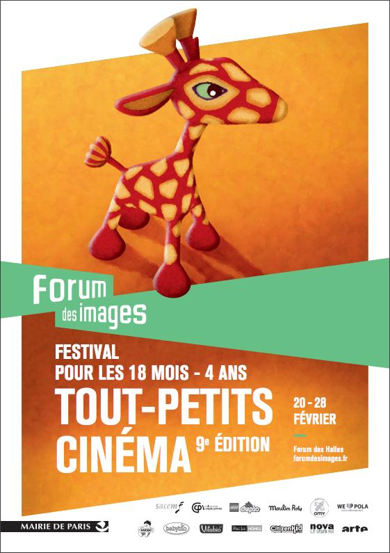 Festival cinéma pour les Tout-petits #Paris #CinéKids
