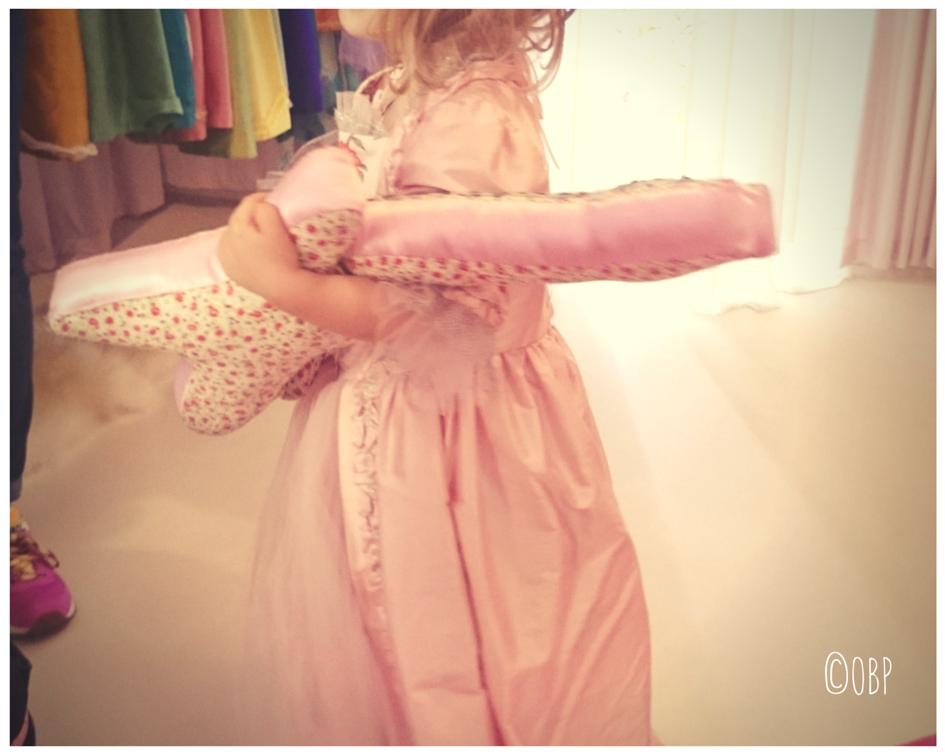 Dans la peau d'une Princesse