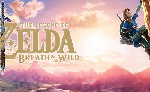 zelda Nintendo Breath of the wild