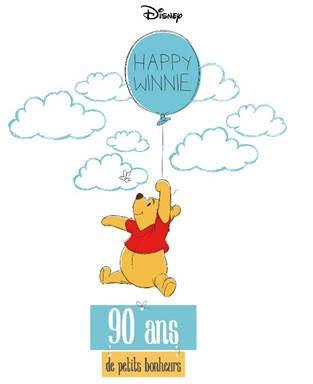 Winnie l'ourson fête ses 90 ans !