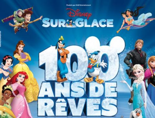 Disney sur glace : 100 ans de rêves