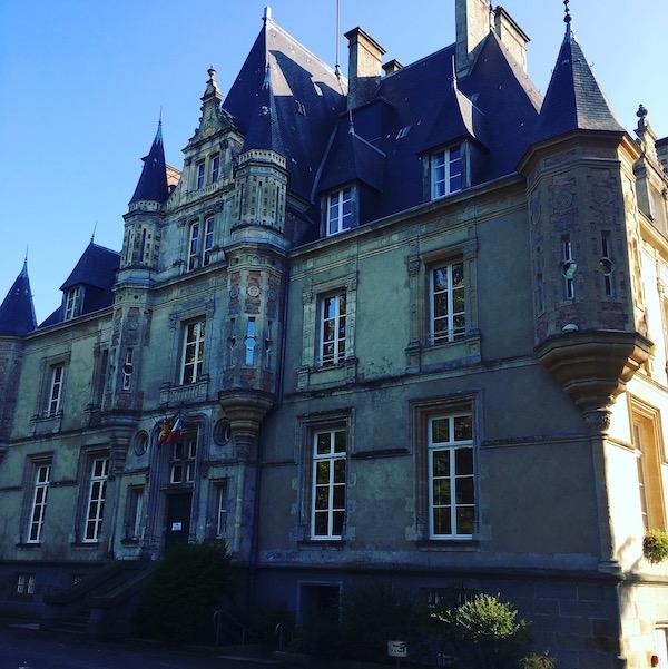 Chateau de Bagnoles de l'Orne