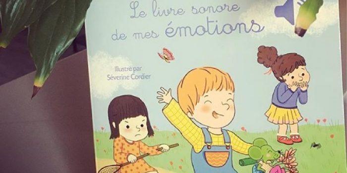 Le livre sonore de mes émotions