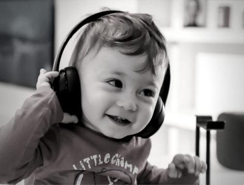6 activités pour l'éveil musical des petits