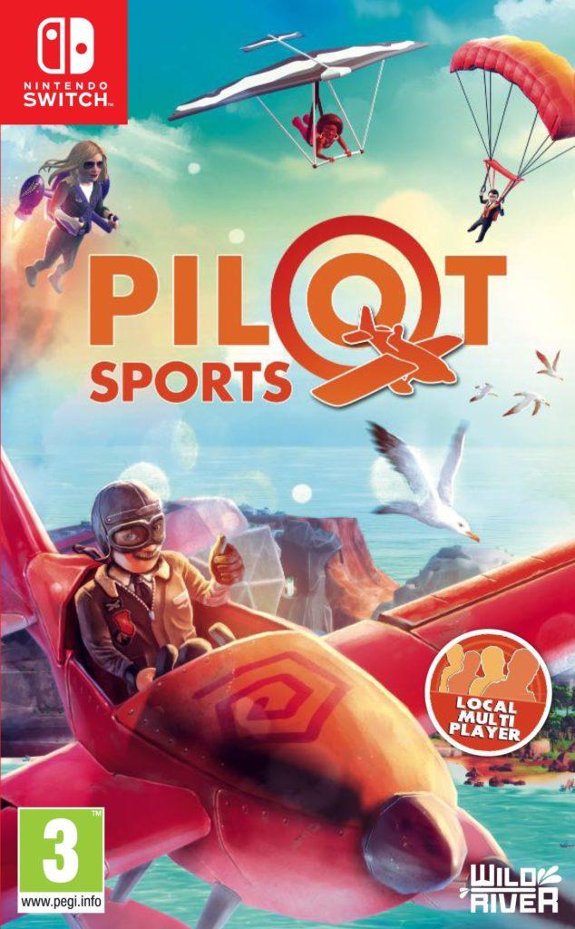 Le jeu Pilot Sports pour switch