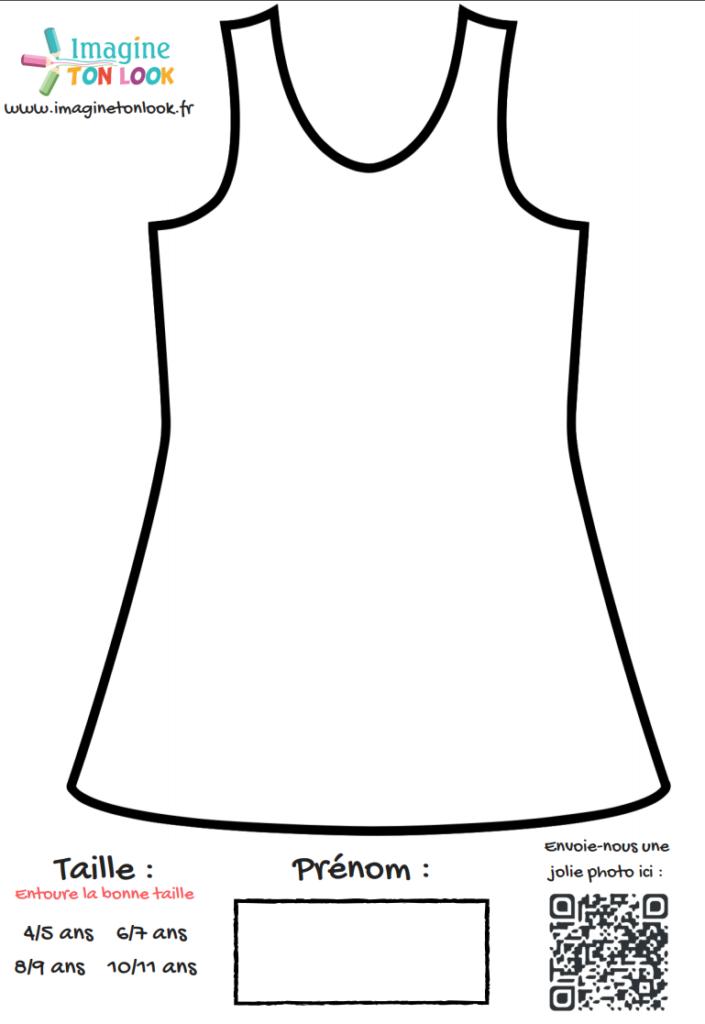 Créer sa robe avec IMagine ton look