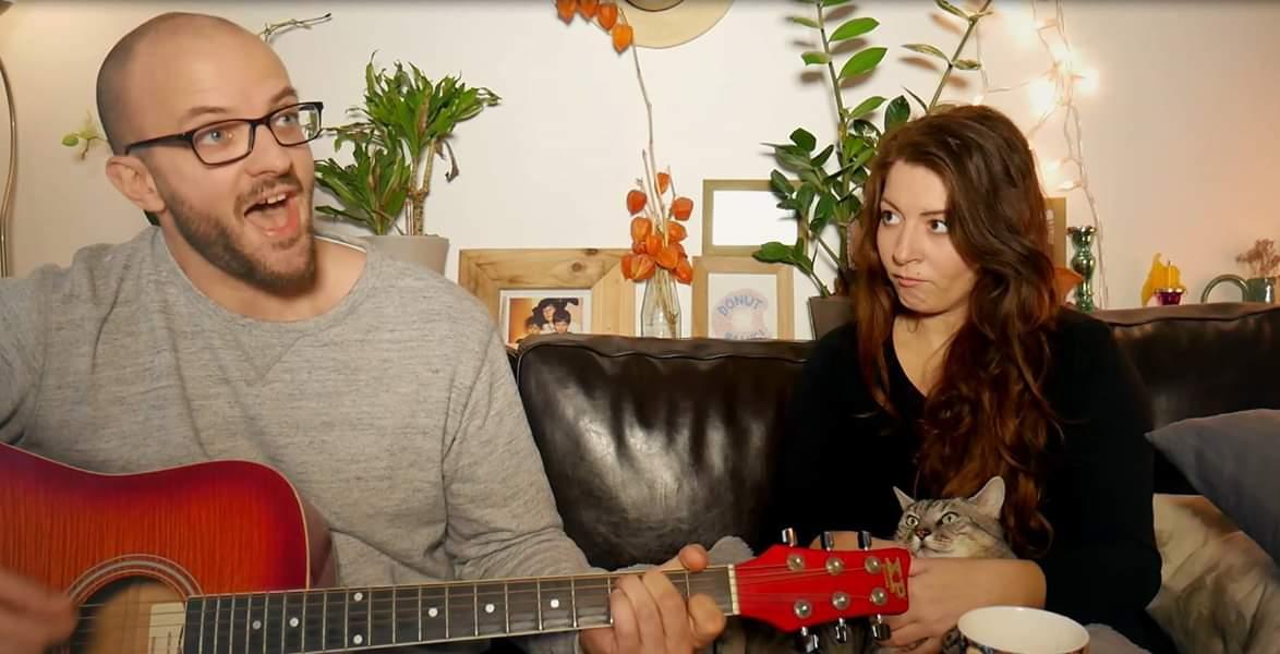 Chaine youtube ton pere est un con avec Karen Dutrieux et Frederic Jurie