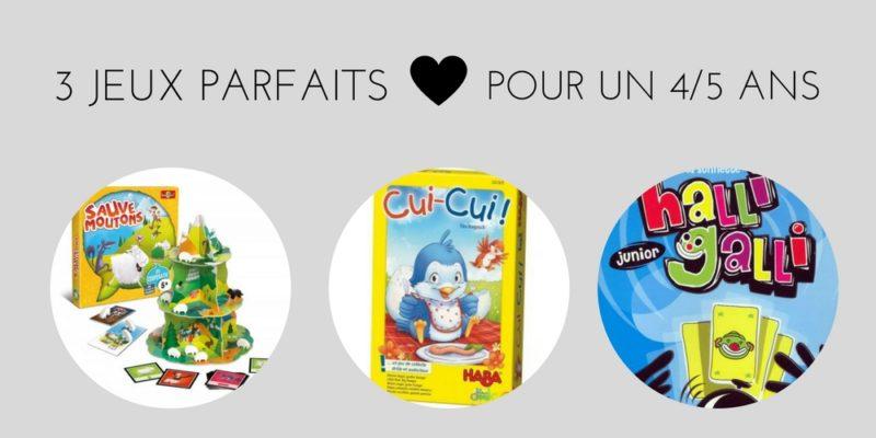 Les 3 jeux chouchous de crevette du moment : Cui cui, sauve mouton et Halli Galli !