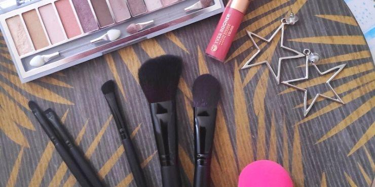Les pinceaux de maquillage Passion Beauté